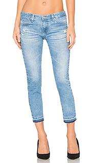 Укороченные джинсы stilt - AG Adriano Goldschmied