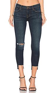 Укороченные узкие джинсы низкой посадки 9326 - J Brand