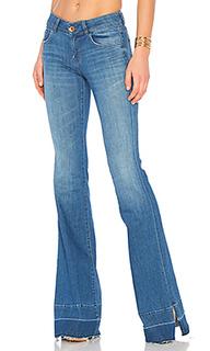 Расклешенные джинсы 722 lovestory - J Brand