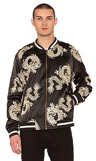 Куртка бомбер dragon - Standard Issue