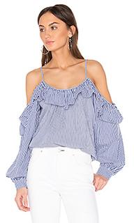 Комбинированная блуза maureen - Parker
