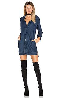 Платье-рубашка bacall - J Brand