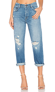Ivy high rise crop straight - J Brand