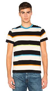 Повседневная полосатая футболка 1960s - LEVIS Vintage Clothing
