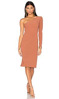 Платье с одним плечом 129 - LPA