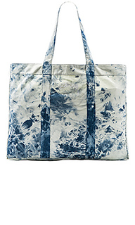 Acid wash beach tote bag - Stussy