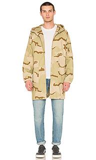 Light ripstop hooded jacket - Stussy