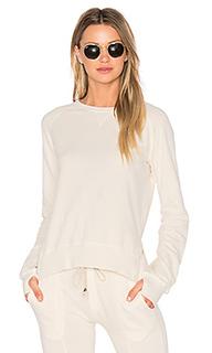 Puff sleeve sweatshirt - Ragdoll