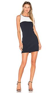 Платье колорблок - EGREY