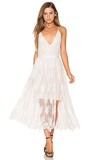 Matchpoint midi lace dress - Free People
