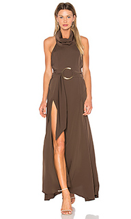 Zelda funnel neck maxi dress - Shona Joy