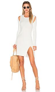 Платье свитер braiden - BCBGMAXAZRIA
