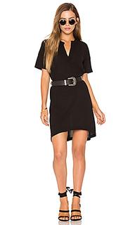 Платье-рубашка с коротким рукавом - Stateside