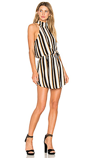 Платье холтер oak - Line & Dot