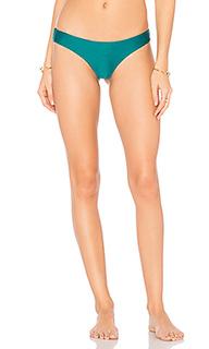 Solid cheeky bikini bottom - RVCA