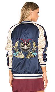 Куртка бомбер samurai - Standard Issue
