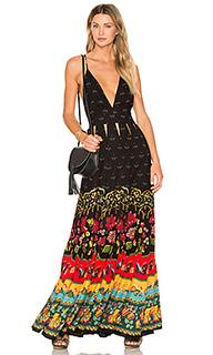 Boho maxi dress - FARM