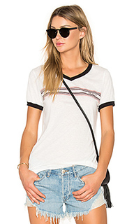 Retro stripe tee - RVCA