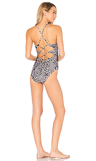 Deva twisted one piece - Vix Swimwear