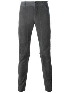 брюки кроя скинни Tony Cohen