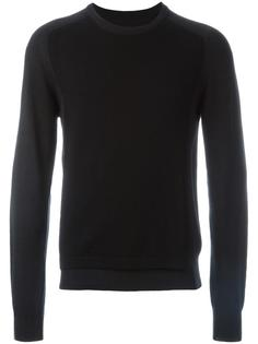 свитер в стиле колор-блок  Maison Margiela