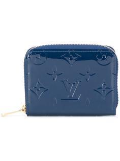 embossed logo wallet Louis Vuitton Vintage