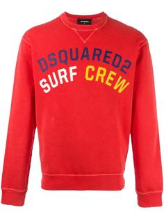 толстовка Surf Crew  Dsquared2