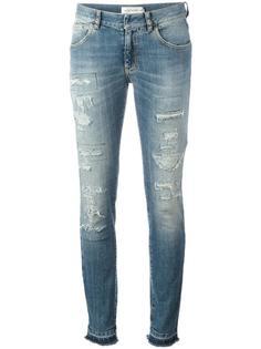 джинсы кроя скинни   Faith Connexion
