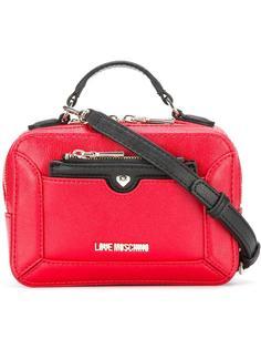 сумка через плечо с верхней ручкой Love Moschino