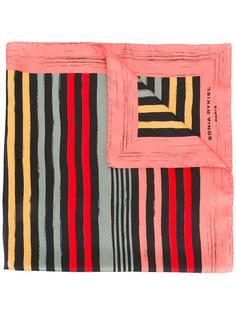 платок в полоску Sonia Rykiel