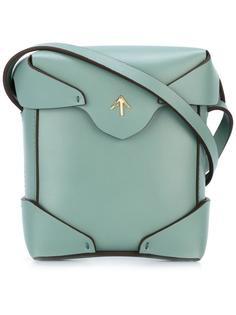 сумка через плечо Micro Pristine Manu Atelier