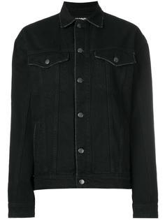 California denim jacket Filles A Papa