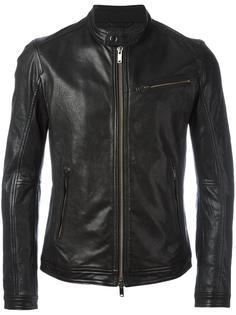 куртка с воротником-стойка Dondup
