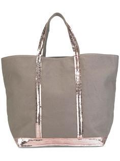 декорированная сумка-шоппер с пайетками Vanessa Bruno