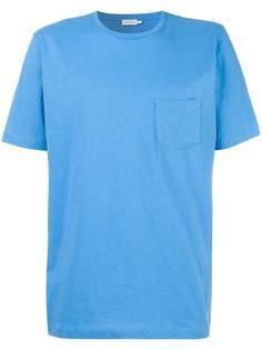 футболка с нагрудным карманом Sunspel