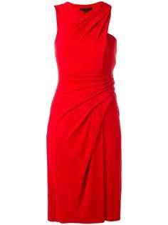 драпированное платье Alexander Wang