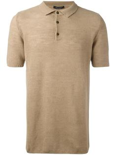 классическая рубашка-поло Roberto Collina