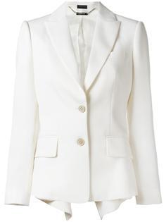 tailored blazer Alexander McQueen