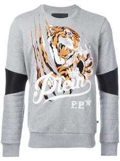 Blood Tiger sweatshirt Philipp Plein