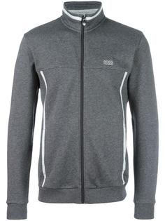 high neck zipped sweatshirt Boss Hugo Boss