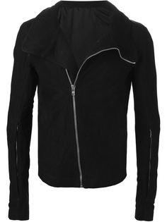 приталенная байкерская куртка  Rick Owens
