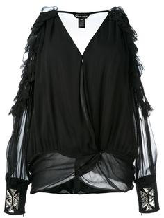 cold shoulder blouse Thomas Wylde