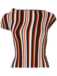 striped blouse Jacquemus