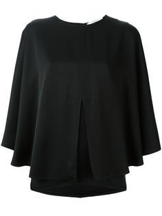 многослойная блузка  Givenchy