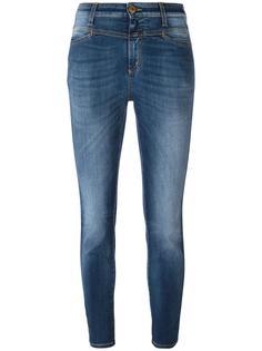 джинсы кроя скинни с завышенной талией Closed