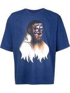 футболка с принтом монаха Y / Project