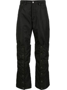 брюки с панельным дизайном Y / Project