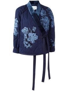 пиджак-кимоно с заплатками 3.1 Phillip Lim