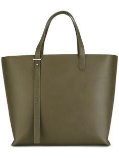 сумка-тоут с золотистой фурнитурой Pb 0110