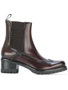 low heel chelsea boots Santoni
